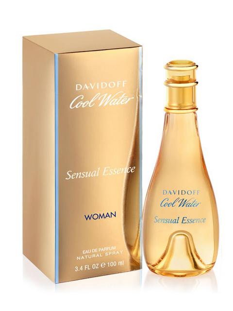 Davidoff парфюмерная вода Cool Water Sensual Essence 100 Ml ж