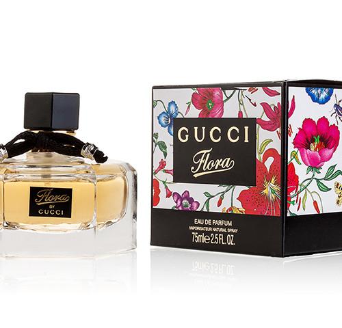 Gucci парфюмерная вода Flora Eau De Parfum 2015 цветы 75 Ml ж