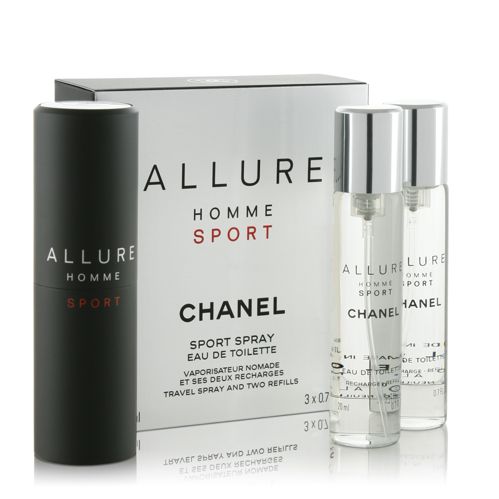 allure homme sport chanel фото
