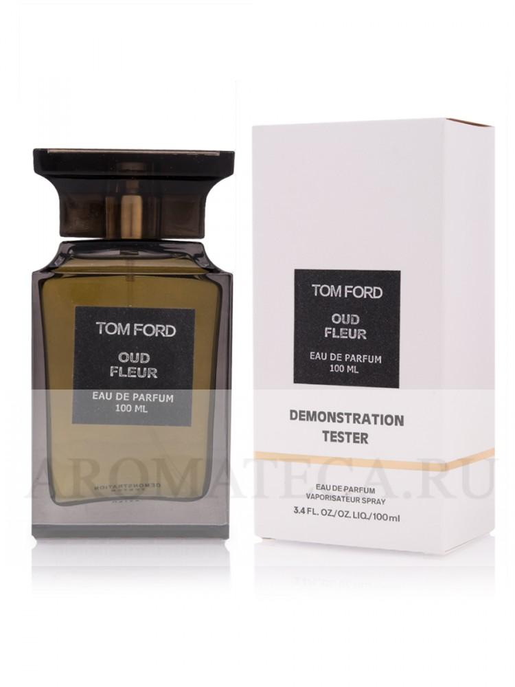 0a89a48fb3 Тестер Tom Ford Oud Fleur 100 ml (унисекс) — aroma-light.ru
