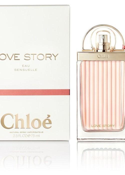 Chloe парфюмерная вода Love Story Eau Sensuelle 75 Ml ж Aroma
