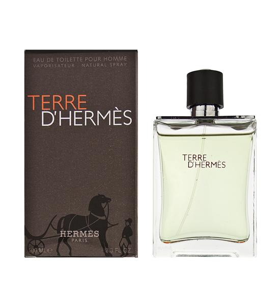 9d643f42dd93 Hermes Туалетная вода Terre D'Hermes for men 100 ml (м) — aroma-light.ru